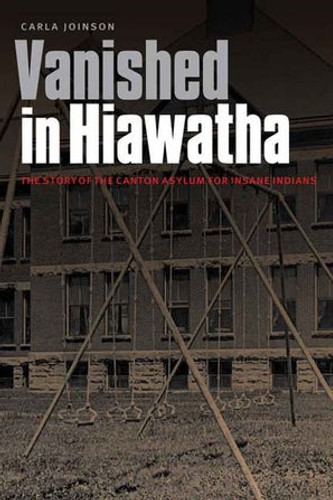 cover-Vanished in Hiawatha