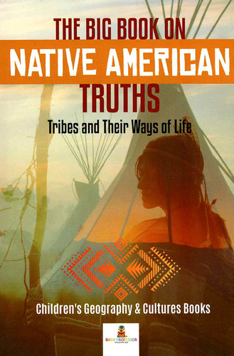The Big Book on Native American Truths -cover