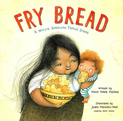 Fry Bread front cover