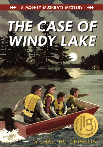 Case of Windy Lake book one cover