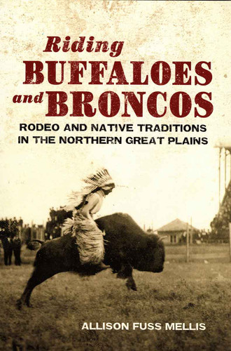 riding buffaloes and broncos front cover