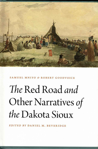 Red Road and other narratives of the dakota sioux cover