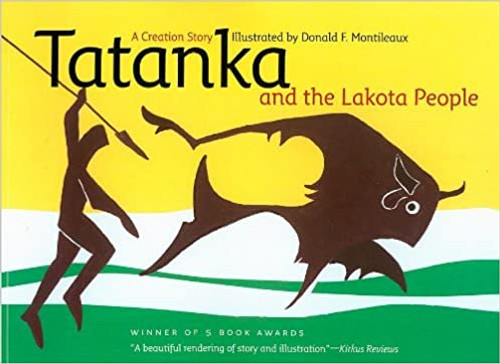 tatanka and the lakota people cover