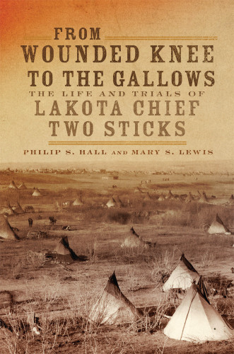 from wounded knee to the the gallows book cover