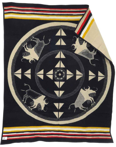 Pendleton Blanket: Legendary Series - Buffalo Nation Pte Oyate