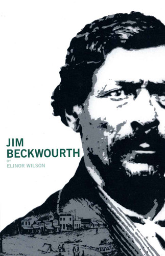Jim Beckwourth front book cover