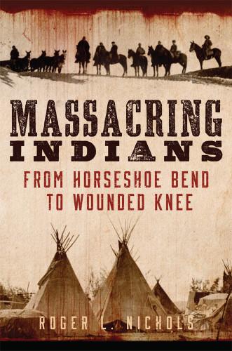 massacring indians cover