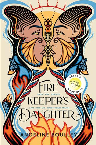 fire keeper's daughter cover