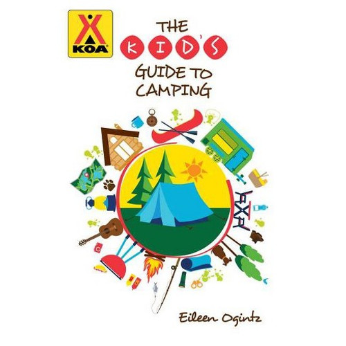 kid's guide to camping