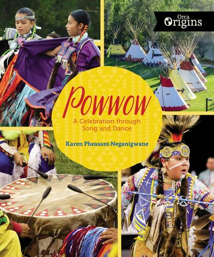 powwow a celebration through song and dance cover