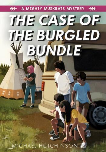 case of the burgled bundle
