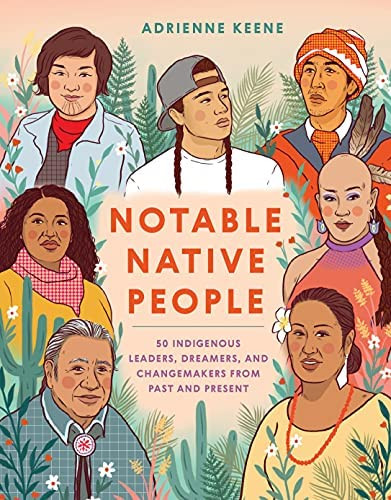 Book: Notable Native People