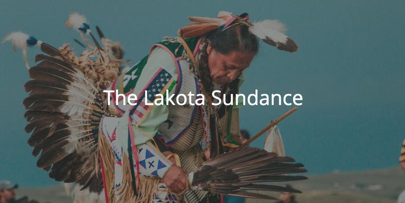 The Lakota Sundance Season