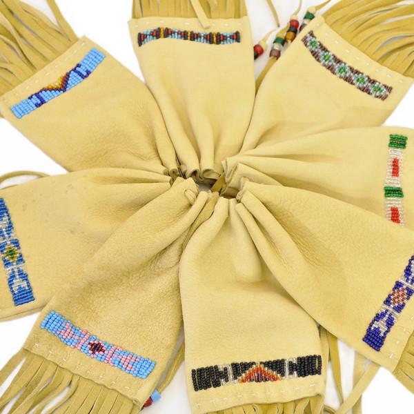Native Medicine Bags