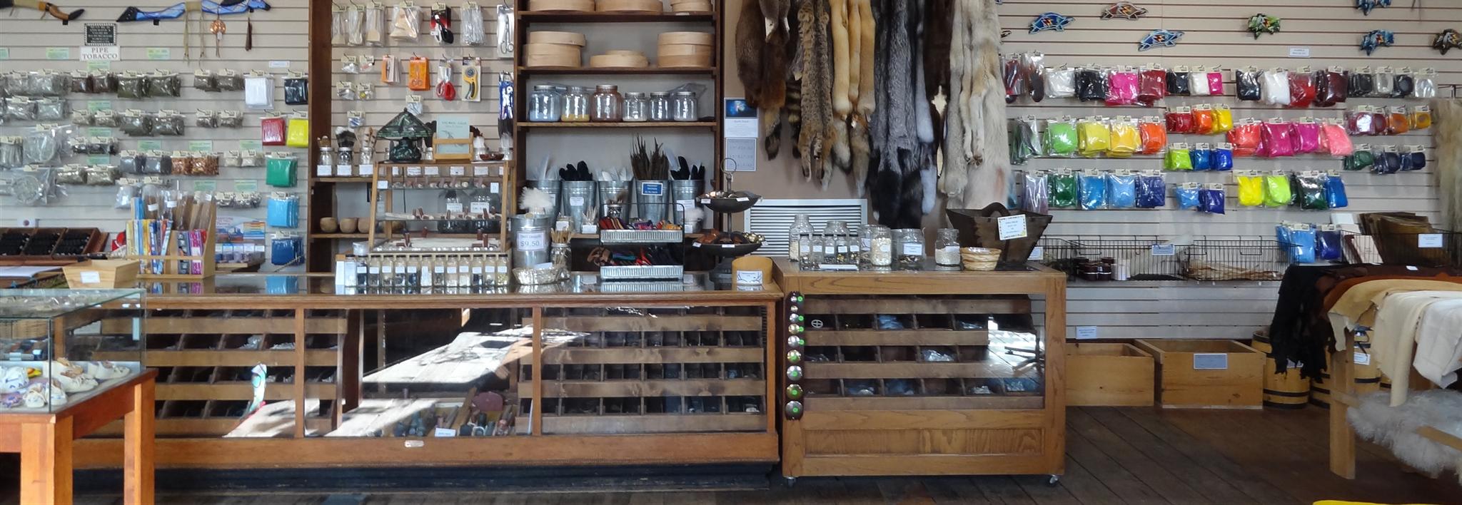 Prairie Edge Storefront