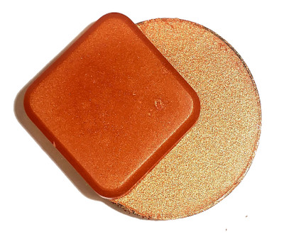 Frosted Orange Mica