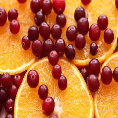 Mandarin Cranberry Fragrance Oil