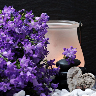 Black Amber Lavender Fragrance Oil  Filled with sweet florals, this fragrance perfectly intertwines vibrant Parisian lavender with rustic amber as it reveals the dark enigma of black myrrh,dulcet vanilla tonka bean, and a touch of Egyptian musk. This is further complemented by clary sage.
