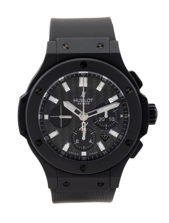 """Hublot Big Bang """"Black Magic"""" Evolution Reference - 301.CI.1770.RX Buy Pre-owend / used watches at unbelievable prices at SecondTime."""