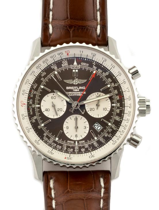 Breitling Navitimer B03 Split-Seconds Chronograph - available at Secondtim.com