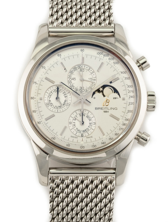 Breitling Transocean Chronograph 1461 available at SecondTime