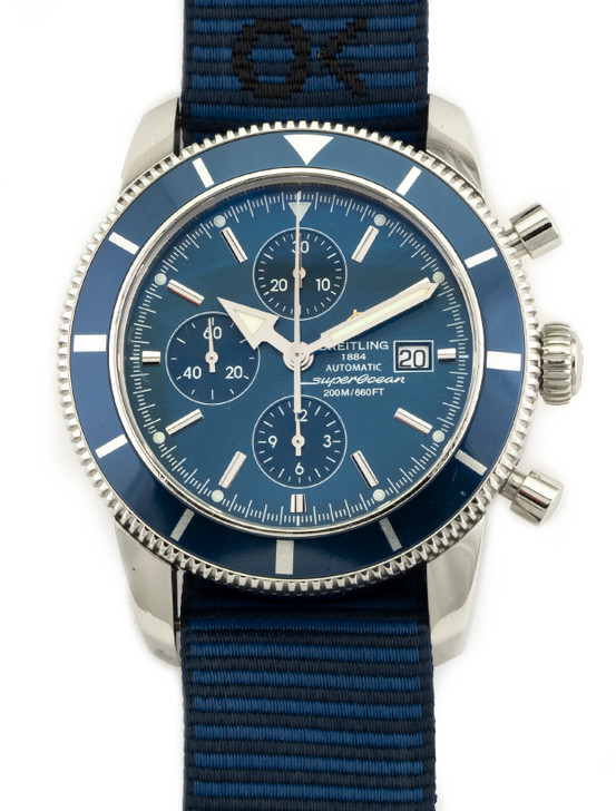 Breitling Superocean Chronograph available at SecondTime.com