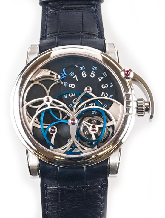 Harry Winston OPUS 7 available at Secondtime.com