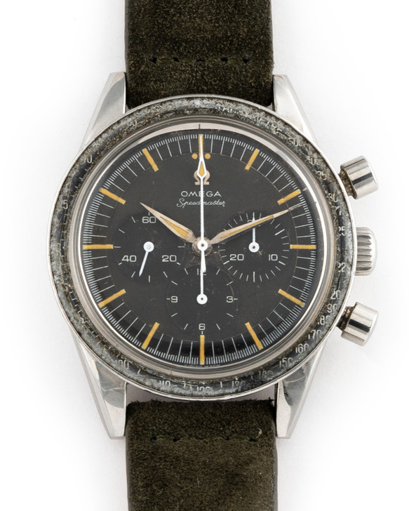 Omega Speedmaster 42 ref 2998-6 FAP Peruvian air force available at SecondTime.com