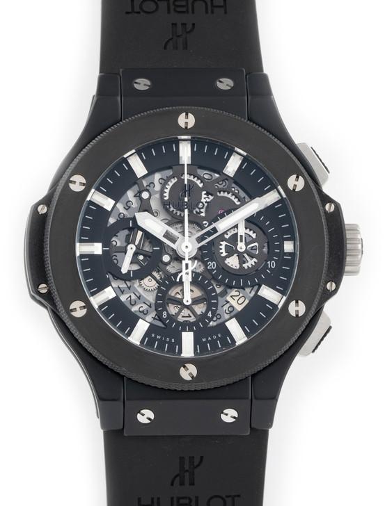 Hublot Big Bang 44mm Aero Bang 44mm Ceramic chronograph Reference 311.CI.1170.GR available at SecondTime.com