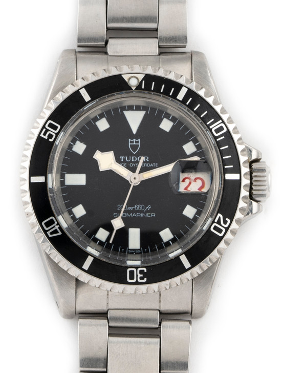 Tudor Submariner Snowflake Ref 7021/0  1972 w Boxes/Papers available at secondTime.com