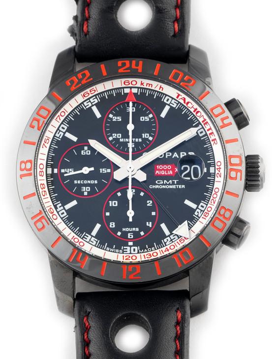 Chopard Mille Miglia 42mm Chronograph GMT Speed BLACK 2 Ceramic 16/8992
