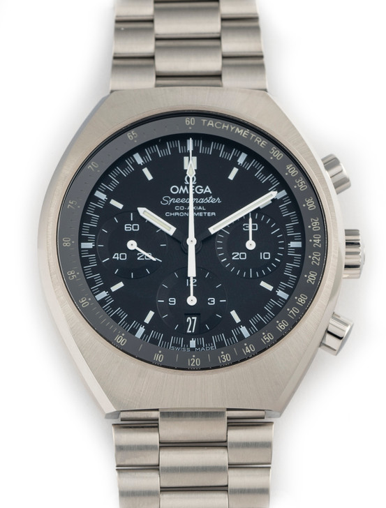 Omega Speedmaster Mark II Co-Axial Chronograph Re-Edition 327.10.43.50.01.001