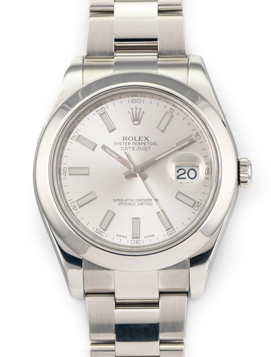 Rolex Oyster Perpetual Datejust II 41mm - Ref 116300