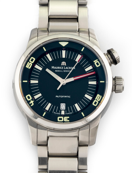 Maurice Lacroix Pontos S Diver 43mm Stainless PT6248-SS002-330