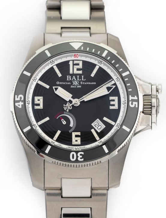 Ball Watches Engineer Hydrocarbon Divers Watch Hunley 42Mmm Stainless PM2096