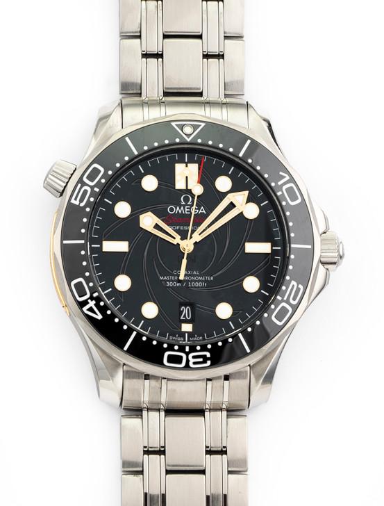Omega Seamaster Diver 300m James Bond 50 Yr Limited Edition 210.22.42.20.01.004