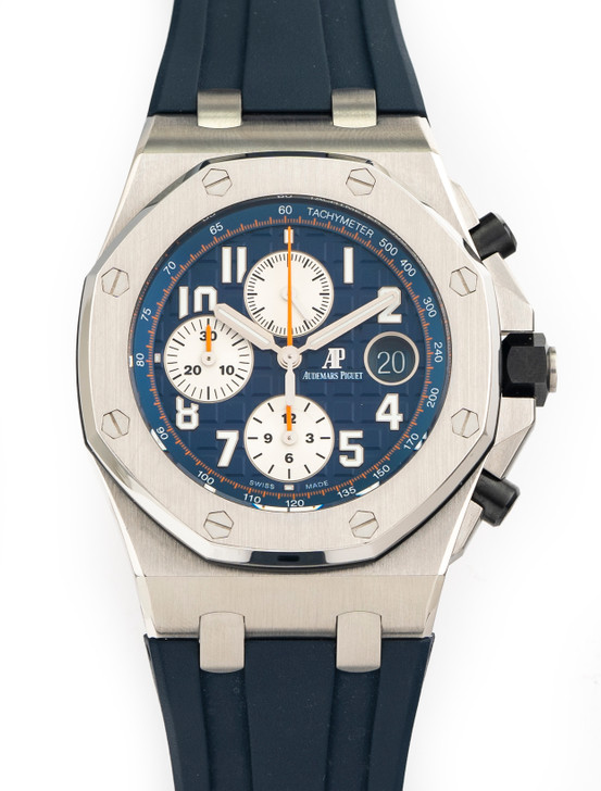 Audemars Piguet AP Royal Oak Offshore NAVY BLUE Chronograph 26470ST.OO.A027CA.01