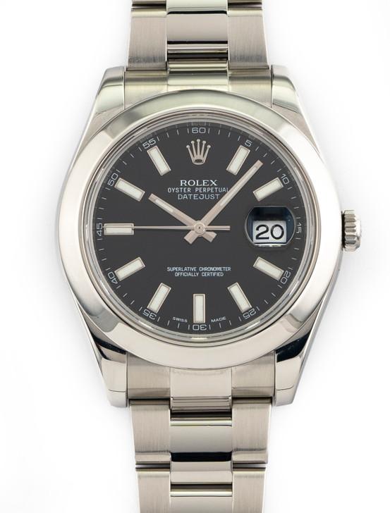 Rolex Oyster Perpetual Datejust II 41mm - Ref 116300