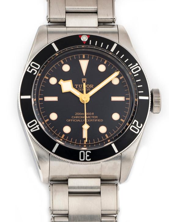 Tudor Black Bay Heritage Diver 41mm M79230N SS Stainless Steel Rivet Bracelet