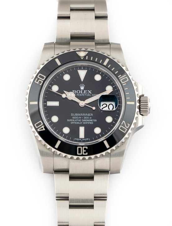 Rolex Submariner Date 40mm 116610LN Stainless Steel Oyster