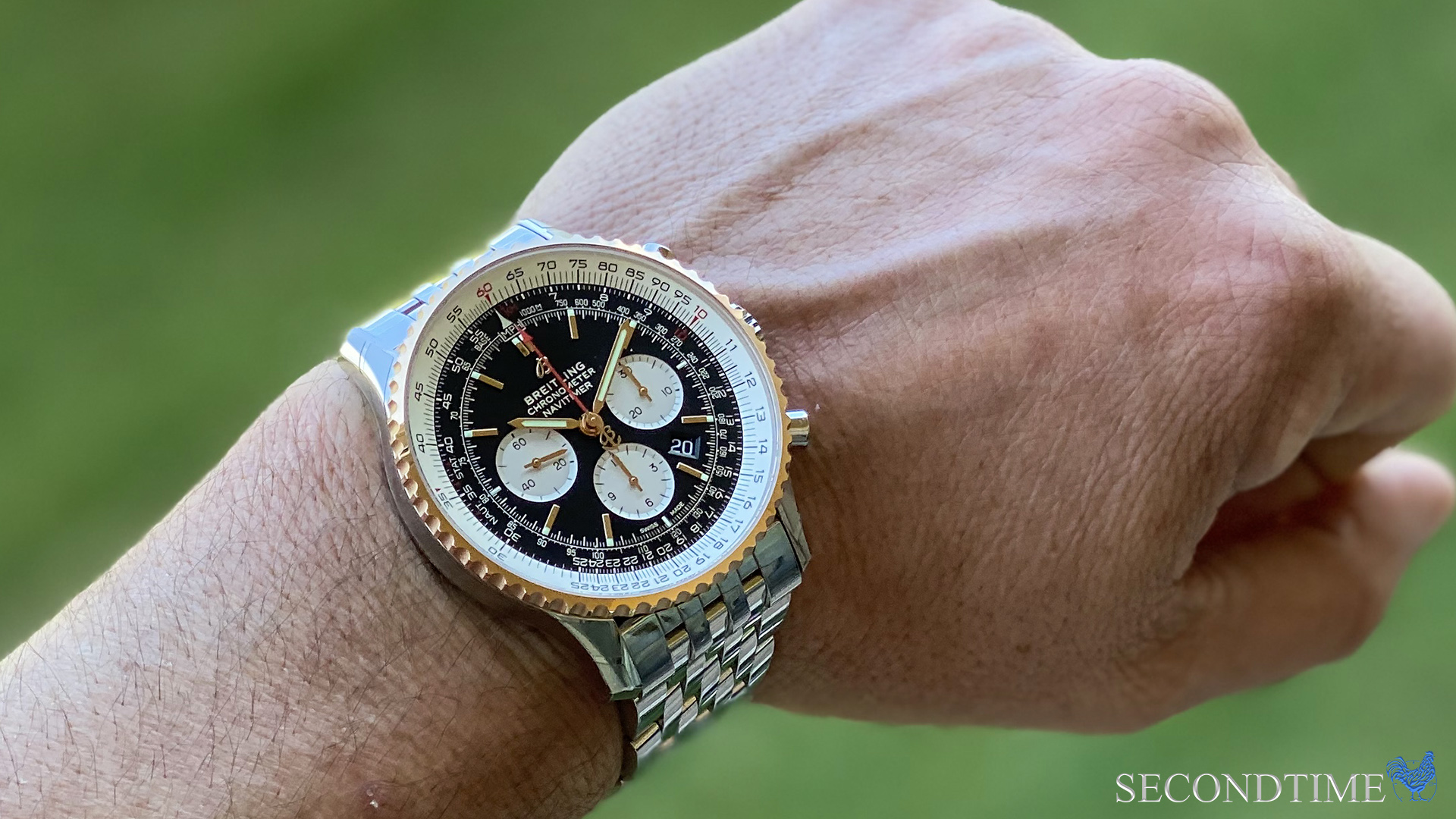 Breitling Navitimer B01 46mm Reference - AB0127211B1A1