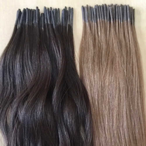 Russian Hair I Tip Extensions