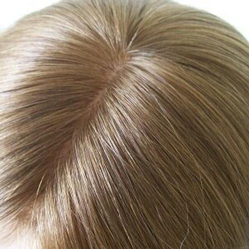 Virgin Russian Hair Silk Mono Top