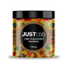 JustCBD 750mg CBD Infused Clear Gummy Bears