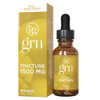 GRN 1500mg Full Spectrum CBD Tincture 30ML - Mango
