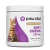 Paw CBD 150mg Feline Soft Chews - 150ct