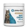 Paw CBD 300mg Feline Soft Chews - 150ct
