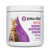Paw CBD 150mg Feline Kidney Support Chews - 150ct