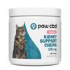 Paw CBD 300mg Feline Kidney Support Chews - 150ct