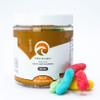 Tsunami Premium 500MG Isolate CBD Gummies - 50 Count - Sour Neon Worms